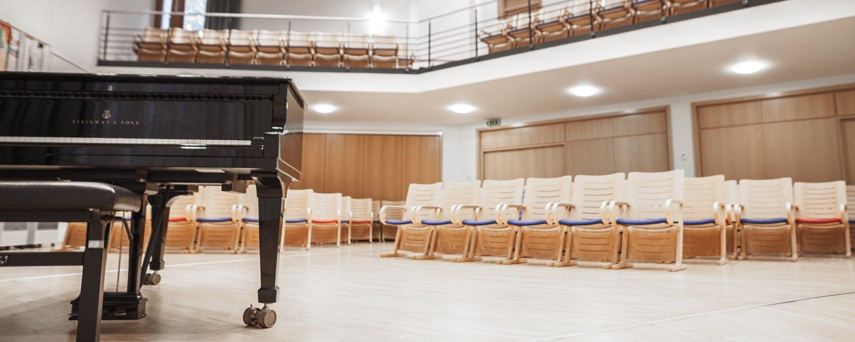 Konzertsaal - Marie Seebach Forum