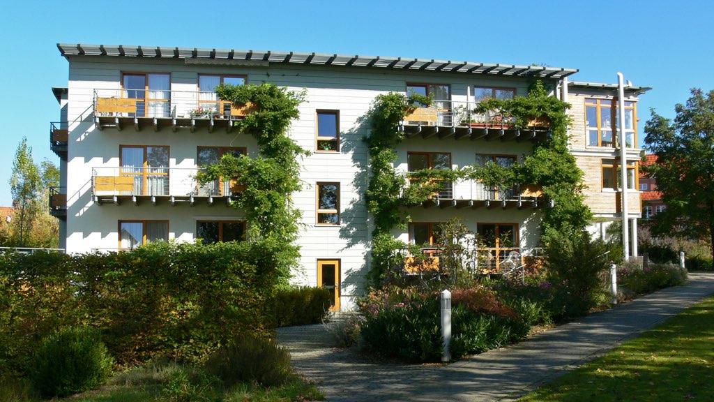 Haus Sophie - Marie Seebach Stiftung